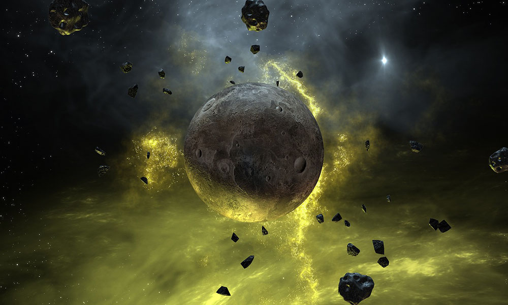 Origin Of The Asteroid Belt