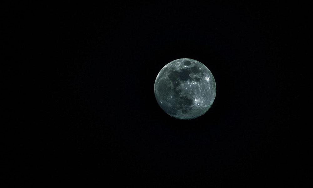 The Receding Moon